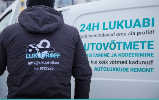 Võtmepood  Pärnus uuel aadressil Tallinna mnt 70, Härma Keskus